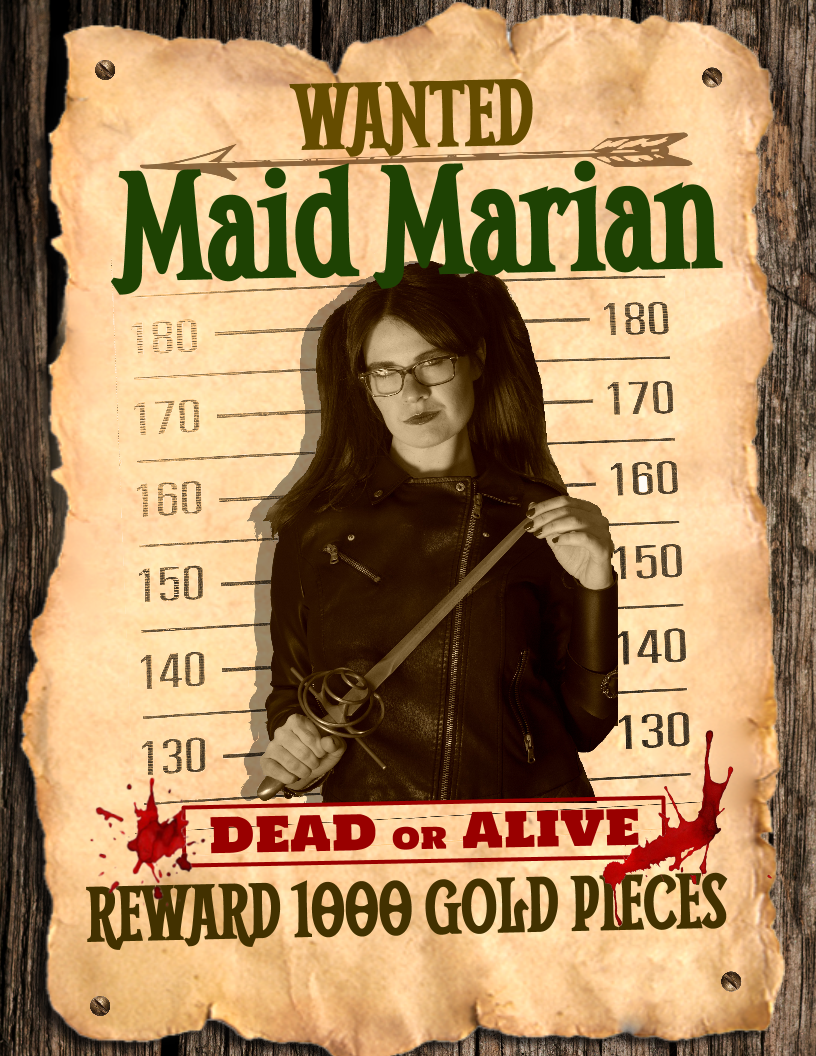 Maid Marian Wanted Poster Final (2)